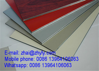 Non-Heat Treatable Anodized Aluminum Sheet / Panel For Transportation Trim Components