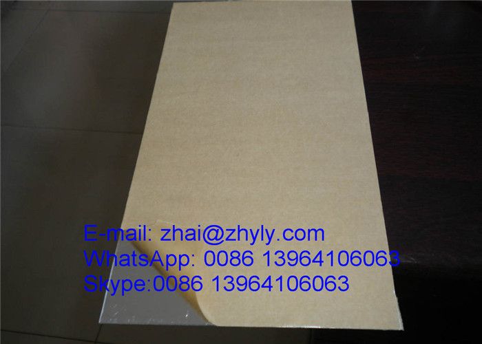 3003 3004 3105 H14 Ribbed Aluminum Stair Tread Plate with Krfat Paper For Ship