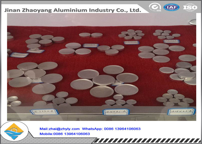 ISO 5052 6061 6063 DC Aluminium Circle / Disc / Disk For Electric Skillets