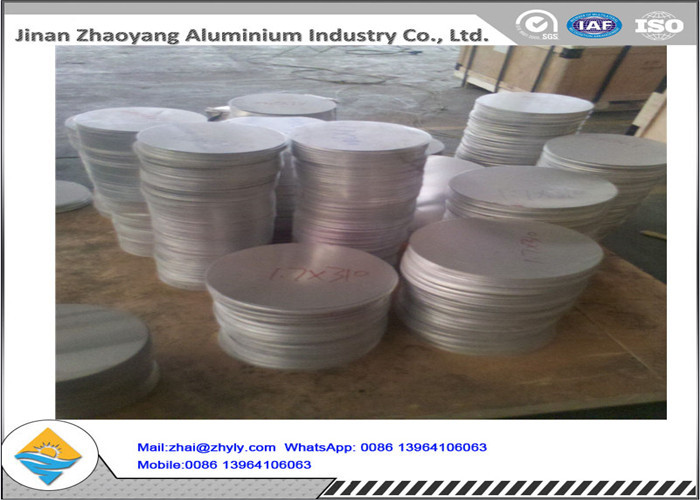Magnesium Manganese Alloy Aluminum Disk For Cookwares / Lighting / Kitchen Utensils
